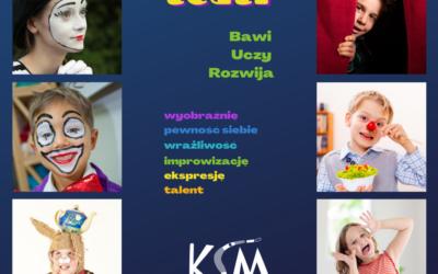Zajęcia teatralne wKorczakowskiej Szkole Marzeń Katowice