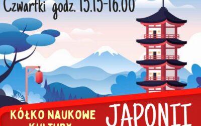 Kółko naukowe kultury Japonii !